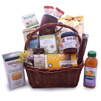 Collected Care Gift Basket