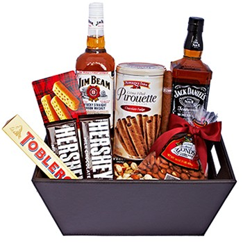 Jim and Jack Gift Basket