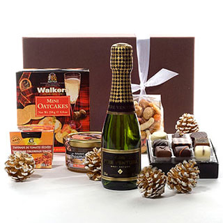 Gourmet Winter Treats Gift Set