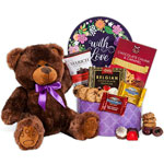 International Mother's Day Gift Baskets