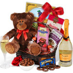 Romantic Gift Baskets to UK