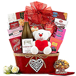 Romantic Gift Baskets to Bonaire
